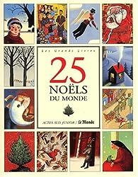 25 Noëls du Monde par Actes Sud