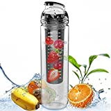 Wrisky New Portable Fruit Infusing Infuser Water Lemon Juice Health Bottle ...