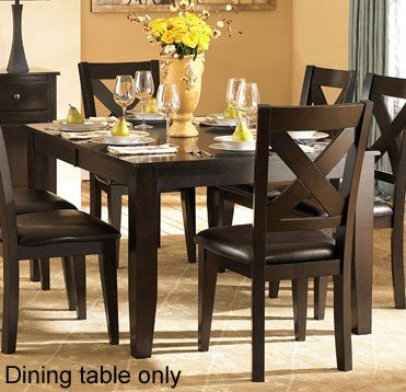 Dining Table of Crown Point Collection by Homelegance