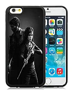Customized Case The Last Of Us Remastered Man Defender Joel Unique Case for iphone 6 4.7 inch in black