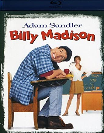 Billy Madison 1995 BluRay 720p 400MB Dual Audio 5.1 ( Hindi – English ) ESubs MKV