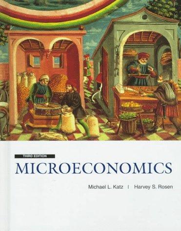 Books : Microeconomics