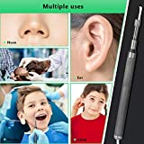 USB Otoscope-Ear Scope Camera,Pumoes 3.9mm Visual