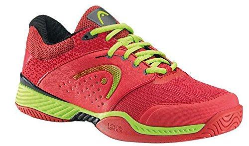 Hoofd Achtervolging Heren Tennisschoenen Rood / Geel