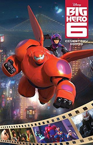 Disney's Big Hero 6 Cinestory (Disney Big Hero 6)