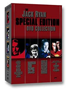 The Jack Ryan Special Edition Collection (The Hunt for Red October/Patriot Games/Clear and Present Danger/The Sum of All Fears)