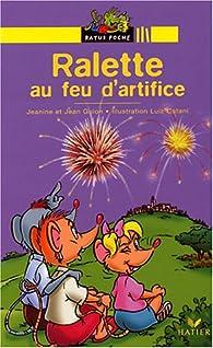 Ralette au feu d'artifice par Jean Guion