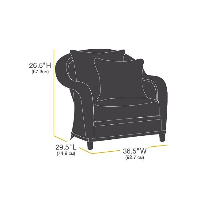 AmazonBasics - Funda para sillón individual (2 unidades ...