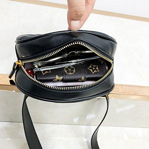 Portable PU Alligator Waist Gold Female Phone Black Ladies Pattern JAGENIE Sealed Pack Bag Fashion t0w1nZ