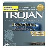Best Condoms For Men Trojans - Trojan Bareskin Lubricated Latex Condoms Review