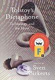 Tolstoy's Dictaphone, , 1555972489