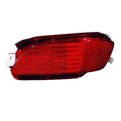 DSparts Rear Right Side Marker Bumper Light Fits for 2004-2009 Lexus RX330 RX350 RX400H: Automotive