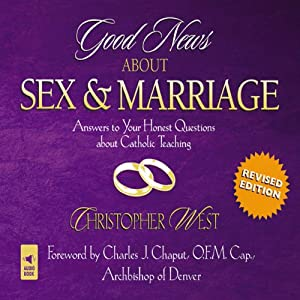 Good News About Sex and Marriage Audiobook