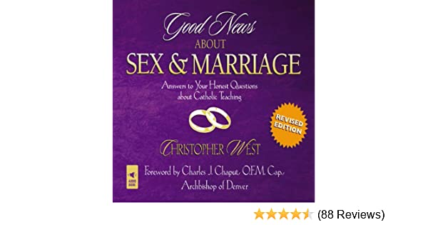 Catholic marriage sex questions