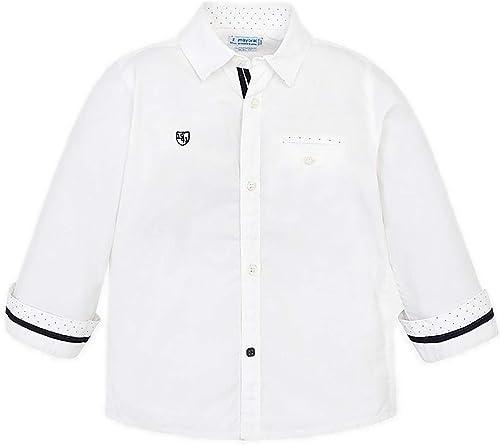 Mayoral 29-03142-068 - Camisa para niño 7 años: Amazon.es: Ropa y accesorios