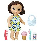 Share a sweet experience with the Baby Alive Magical Scoops Baby doll! Girls and boys can have fun preparing the pretend ice cream cone for their baby to eat. Press the scooper against the cone to begin making her snack. Pretend to add toppings, too ...