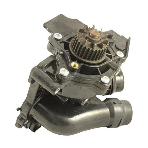 New Water Pump Thermostat Assembly For VW Golf Jetta GTI Passat Tiguan 2.0T 1.8T ()