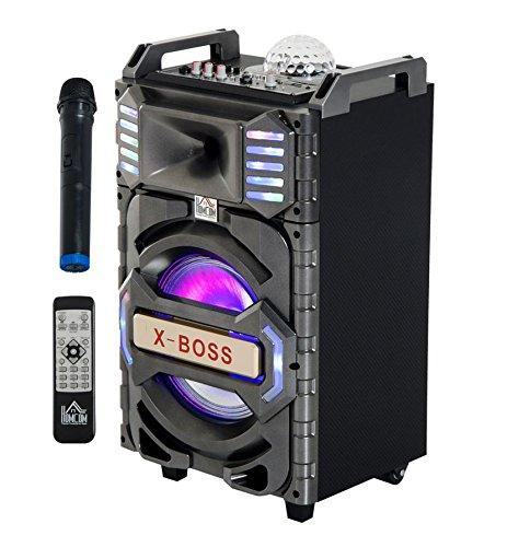 Subwoofer Box With Led Lights - 9