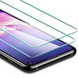 ESR Screen Protector for The Samsung Galaxy S10e [2 Pack], Premium Tempered Glass Screen Protector for The Samsung Galaxy S10 E (2019)