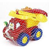 Children Beach Toys 14Pcs Educational Toys For Kids - Toy Car Size 24cm x 16cm