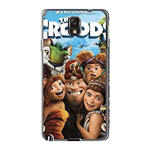 CristinaKlengenberg Samsung Galaxy Note3 Best Hard Phone Case Unique Design Attractive The Croods Series [cWa3608xzwS]