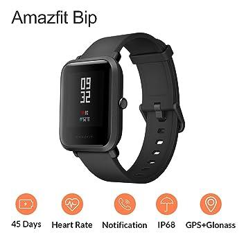 Versión Global Huami Amazfit Bip Pulsera Correa GPS Relojes ...