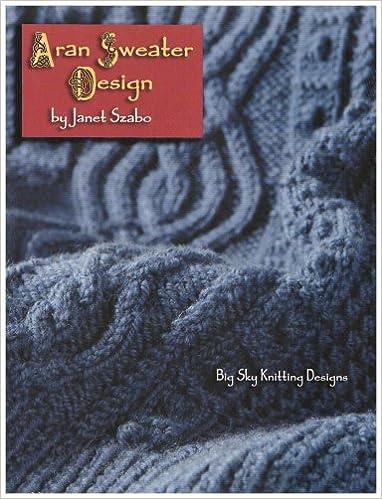Buy Aran Sweater Design Book Online At Low Prices In India Aran