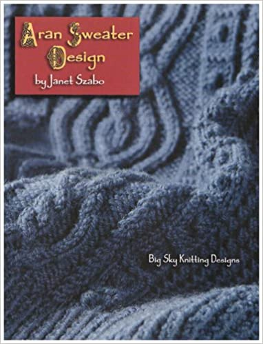 a6d040a87 Aran Sweater Design: Janet Szabo: 9780976802501: Amazon.com: Books