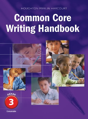 Journeys: Writing Handbook Student Edition Grade 3