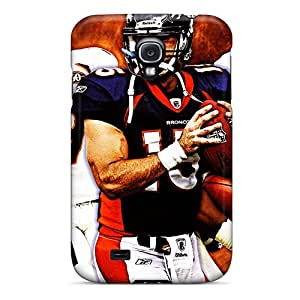 For Galaxy S4 Fashion Design Denver Broncos Case-iWf306Hhdb