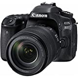 Canon Digital SLR Camera Body [EOS 80D] and EF-S 18-135mm f/3.5-5.6 Image...
