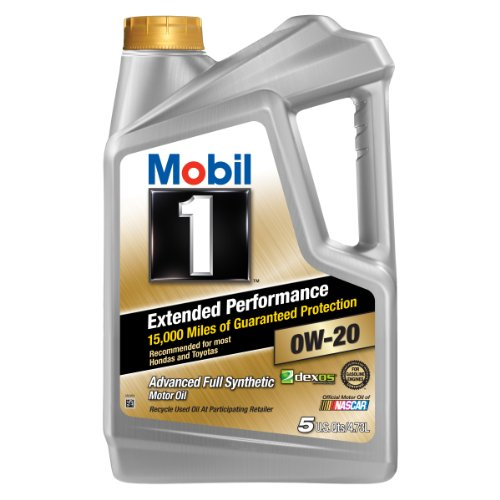 mobile 1 oil extended performance - 9