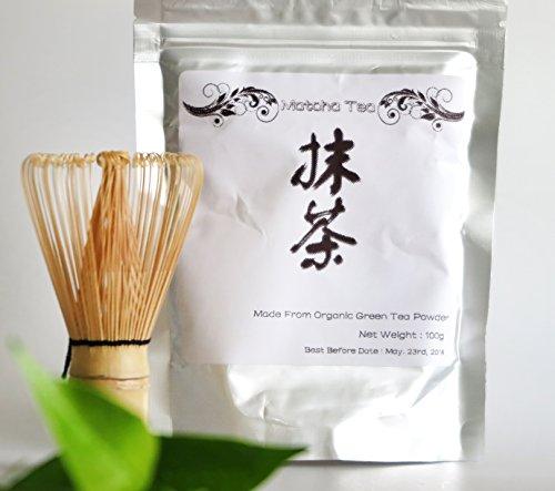 Organic Natural Matcha Powder Traditional product image