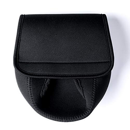 Akataka Reel Cover, Protective Spinning Reel Cover Case Bag for Spinning Reels