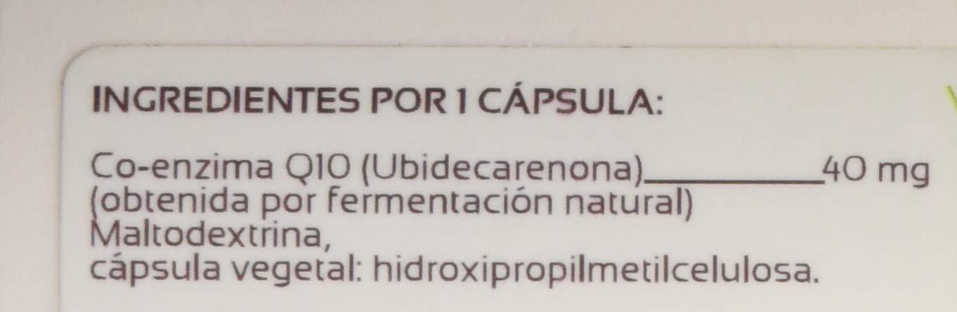 Anastore GG13 Coenzima Q10, 60 Cápsulas, 100 mg: Amazon.es: Salud y ...