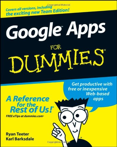 google-apps-for-dummies