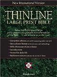 Niv Thinline Bible, Zondervan Publishing Staff, 0310916798