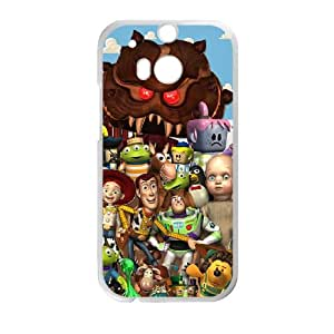 Toy Story 3 HTC One M8 Cell Phone Case White as a gift O6761561
