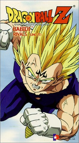 Amazon Dragon Ball Z Babidi Rivals Uncut [VHS] Doc Impressive Bownloab Rade Ba Idi