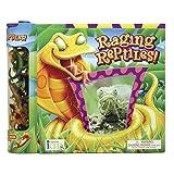 Groovy Tube Books: Raging Reptiles!