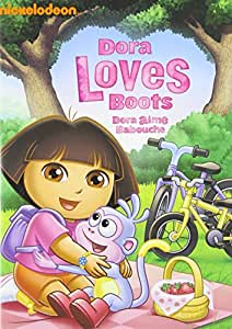 Dora The Explorer Dora Loves Boots Amazon Ca Dvd