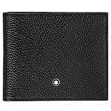 Montblanc Meisterstuck 8CC Leather Wallet - Black 114464