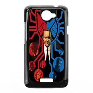 Quotes protective Phone Case Agents of shield For HTC One X NP4K02186