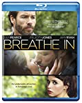 Cover Image for 'Breathe In - Blu Ray'