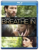 Breathe In on Blu-ray and DVD Aug 12