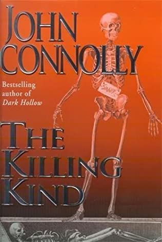 book cover of The Killing Kind