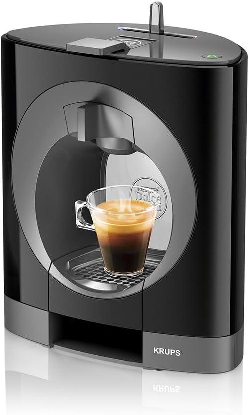 Krups Dolce Gusto Oblo KP1108 - Cafetera de cápsulas, 15 bares de presión (Reacondicionado Certificado): Amazon.es: Hogar