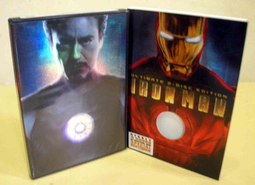 Iron Man Iron Man 2 disc Gift set Best buy