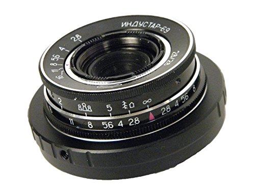 INDUSTAR-69 28mm/f2 8 FUJIFILM Xマウント改造