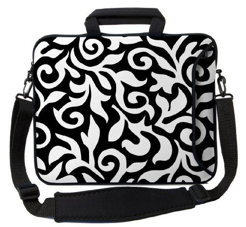 designer-sleeves-17-inch-fashion-executive-laptop-case-black-white-17es-bwf
